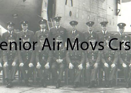 Senior Air Movements Courses