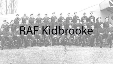 RAF Kidbrooke Courses