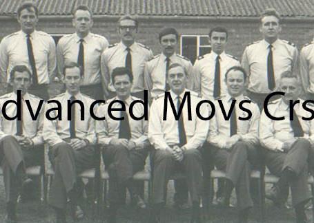 Advanced Movements Courses