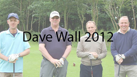 Dave Wall 2012