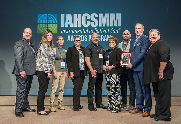 Minnesota Chapter of IAHCSMM sterile procesing