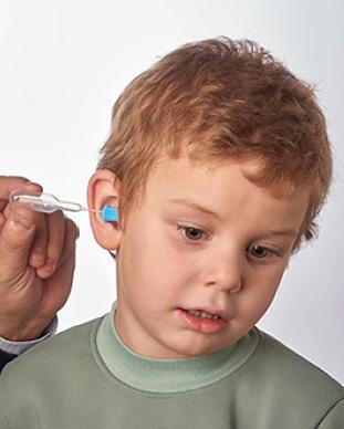 ClearDropper ear drops for children
