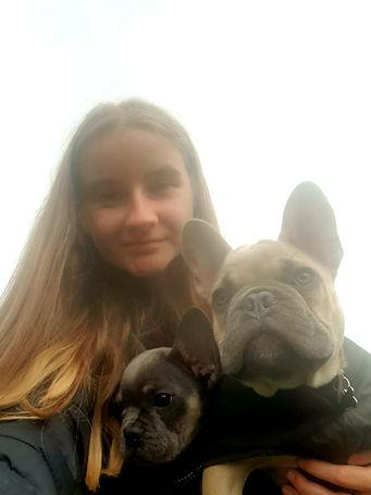 Phoebe & frenchie.jpeg
