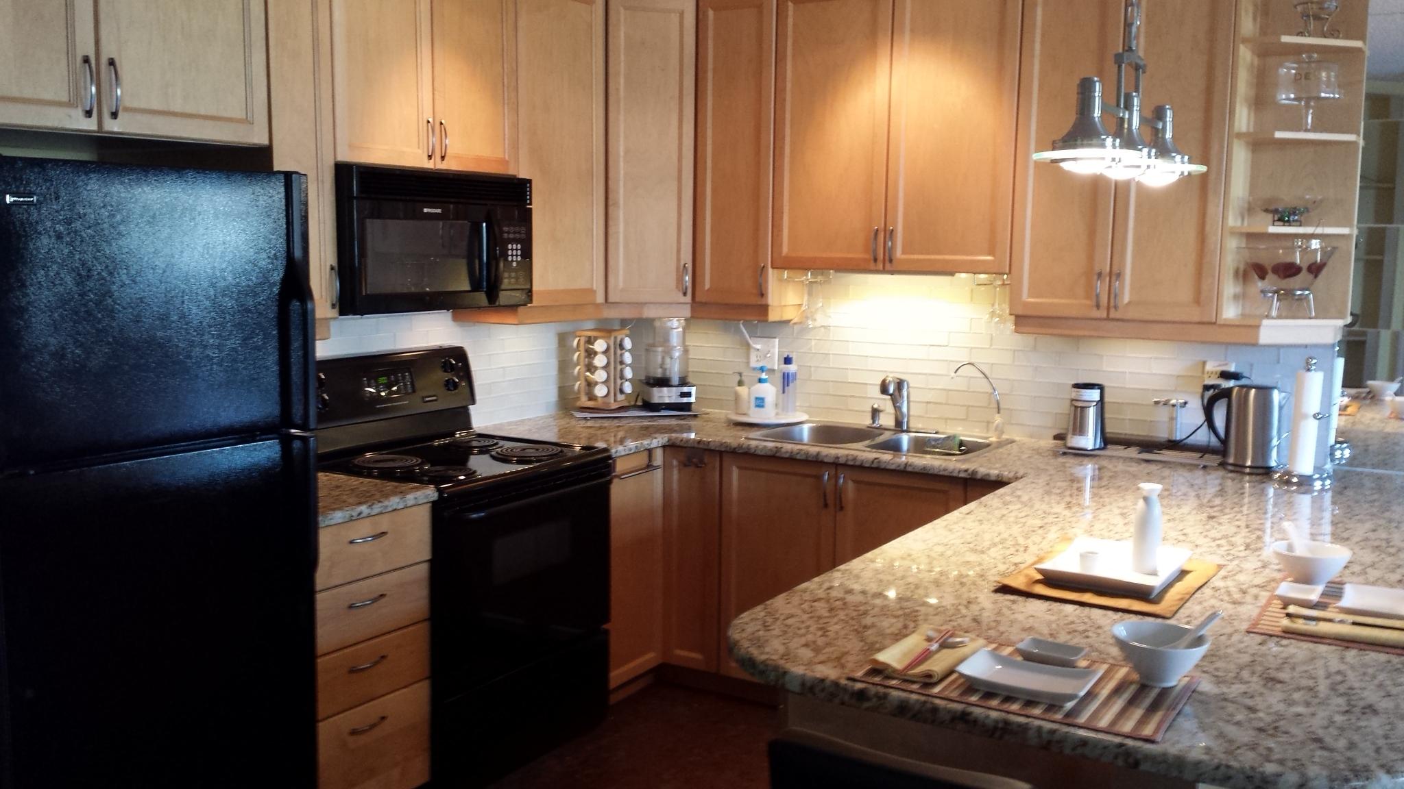 Unit 204 Kitchen 5