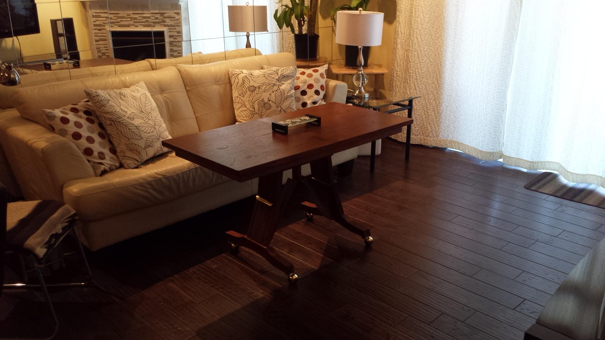 Unit 204 Living Room 5