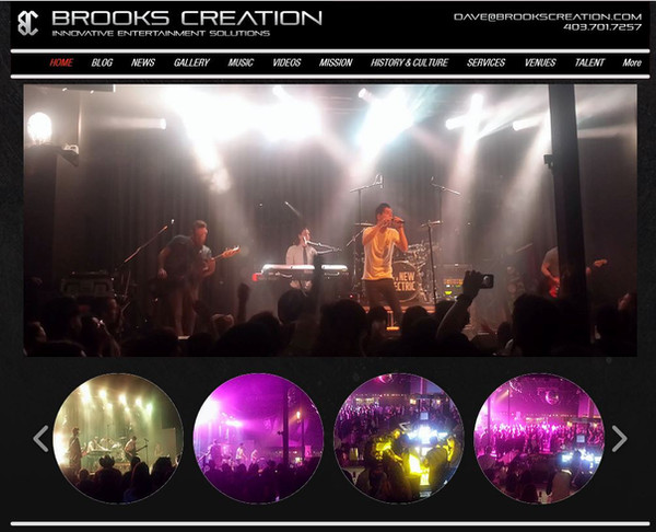 BROOKS CREATION CORP.