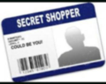 Secret Shopping Audit