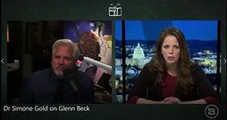 Dr. Simone Gold on Glenn Beck
