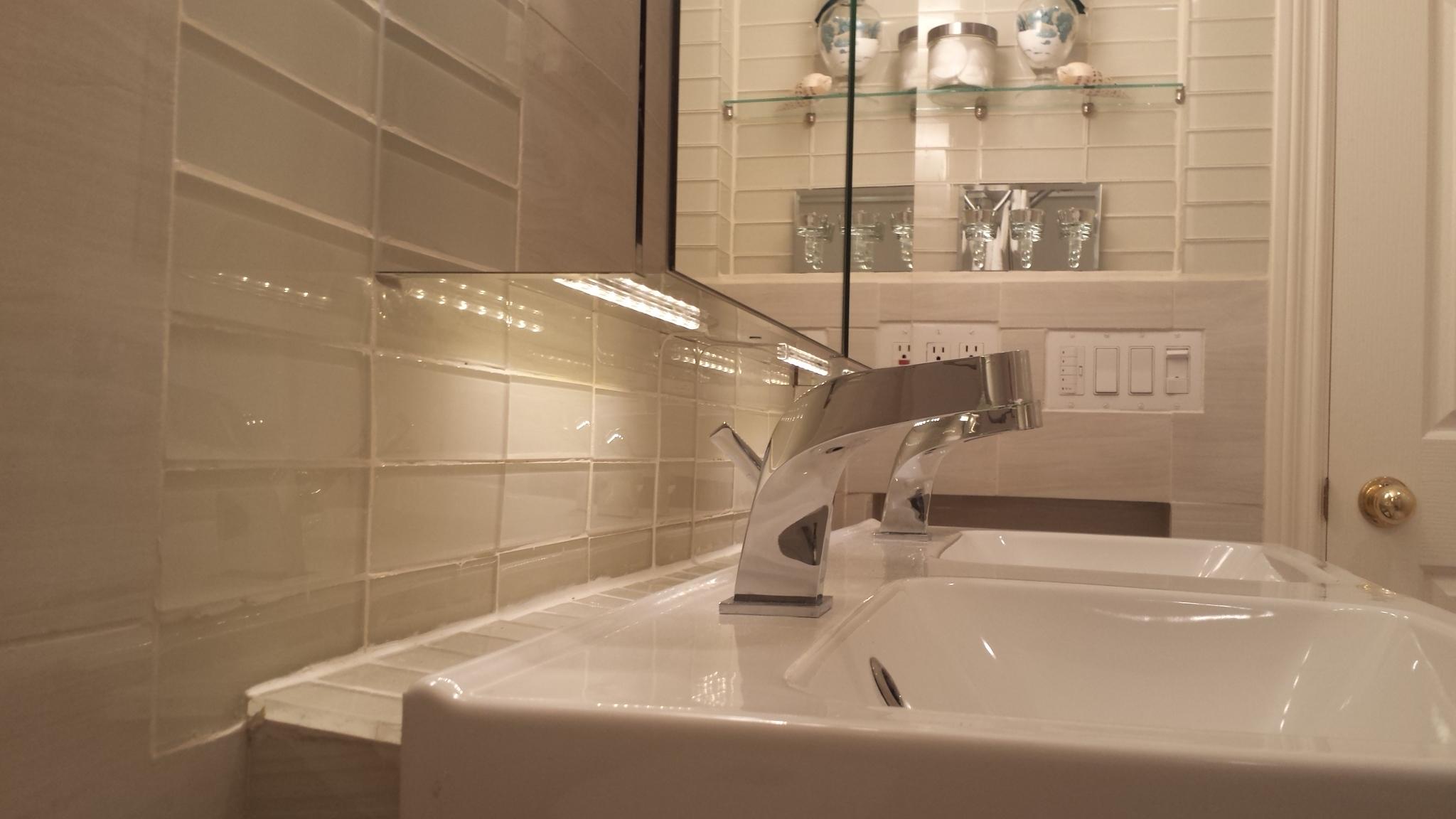 Unit 204 - Bathroom 1