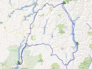 Route ID: BC03 Arrow Lakes / Revelstoke