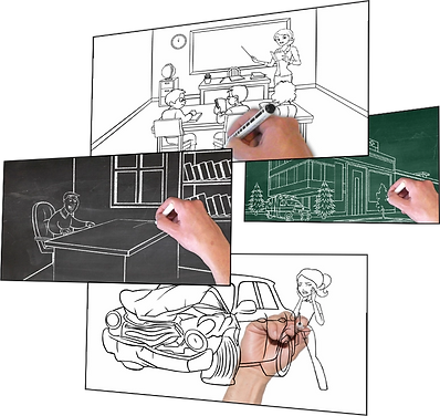 Doodle Video Animation