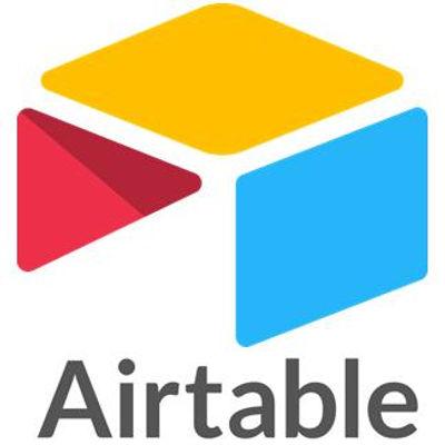 Airtable Online Database Organizer