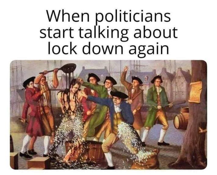when politicians start talking about loc