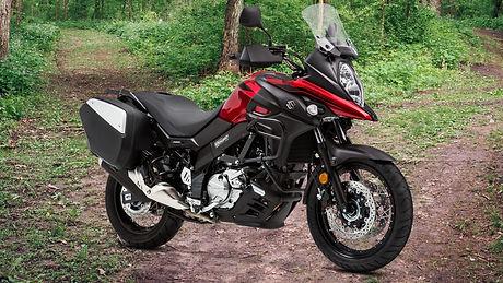 Suzuki 650 VStrom