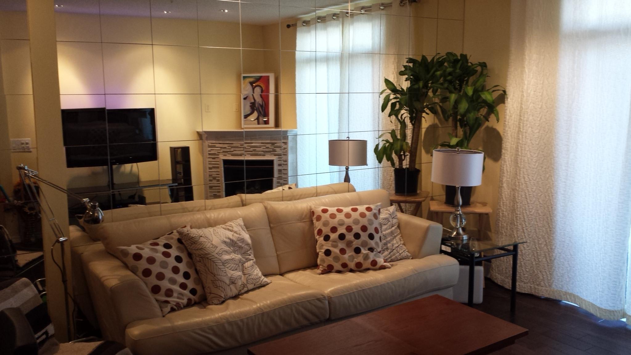 Unit 204 Living Room 6