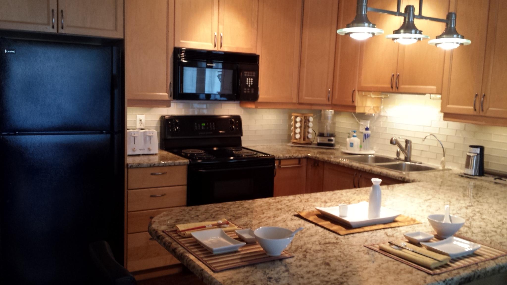 Unit 204 Kitchen 3