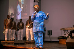 Master of Ceremony Oba Nla Concert 2