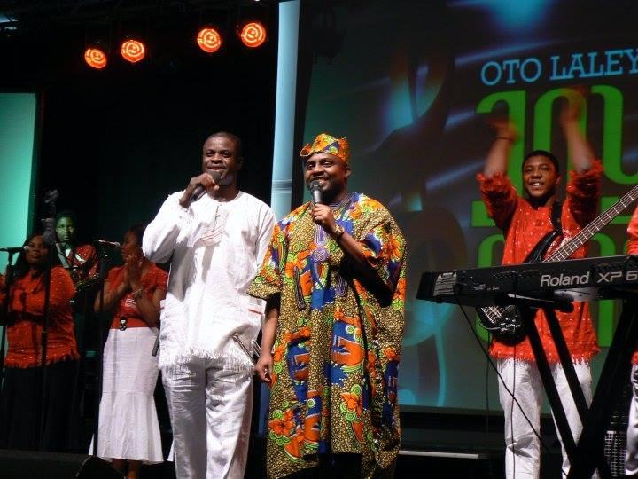 Master of Ceremony Joyful Concert