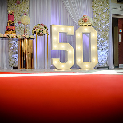 EJURA 50TH BIRTHDAY PARTY DAY 1