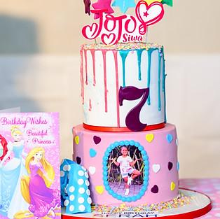 SARAH 7TH BIRTHDAY