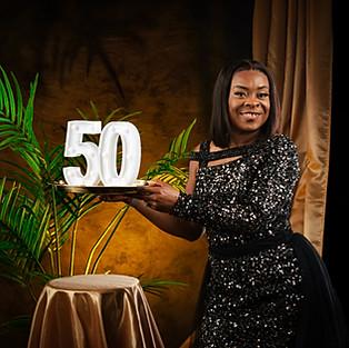BUNMI 50TH BIRTHDAY