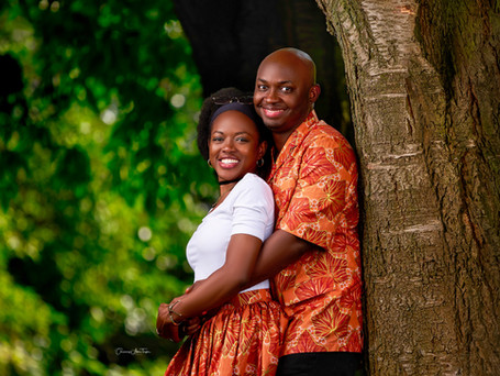 OUR PRE-WEDDING STORY