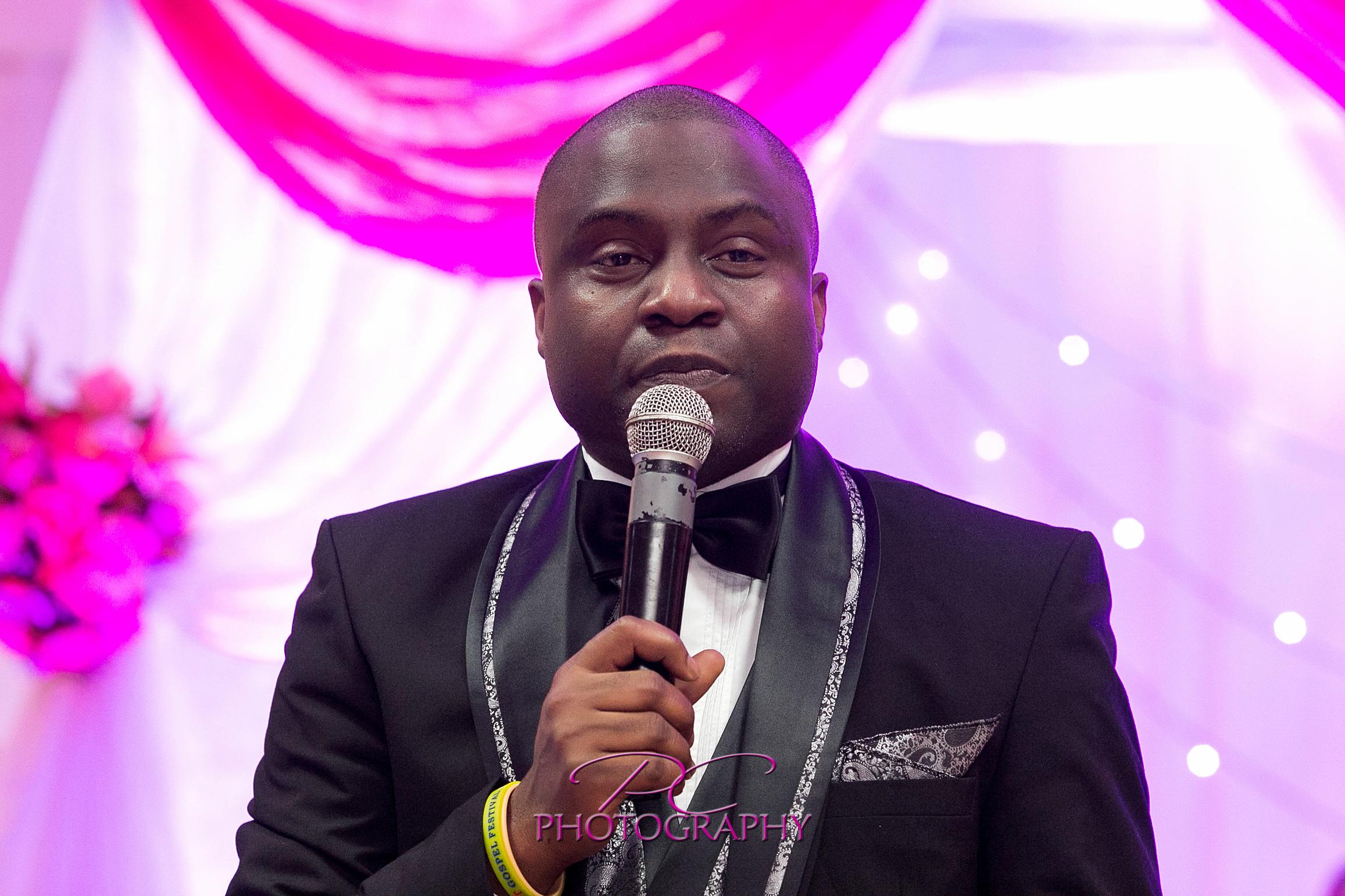 MC- @ Abolanle Weds Akinyemi