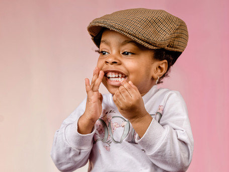 Kids Studio Portrait Photography
