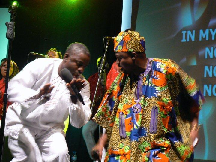 MC @ Festival of Praise Concert