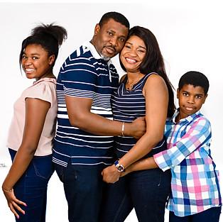 BELO FAMILY PHOTO SHOOT