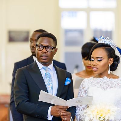 ABIOLA & OLAWALE WEDDING