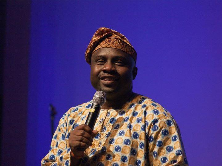 MC- Oba Nla Concert