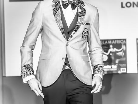 GLAM AFRICA FASHION SHOW | Black & White