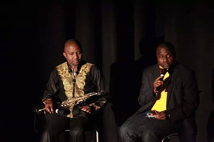 MC- Oba Nla Concert 2014
