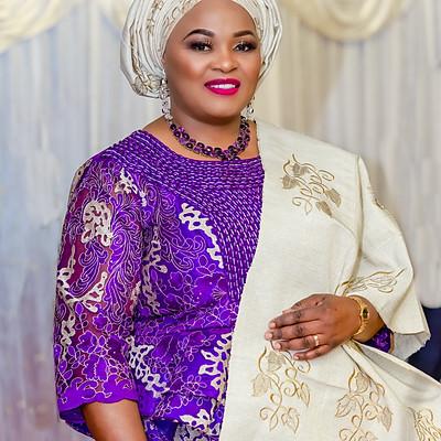 AFOLA MODUPE OLAWOYIN 50TH BIRTHDAY THANKSGIVING
