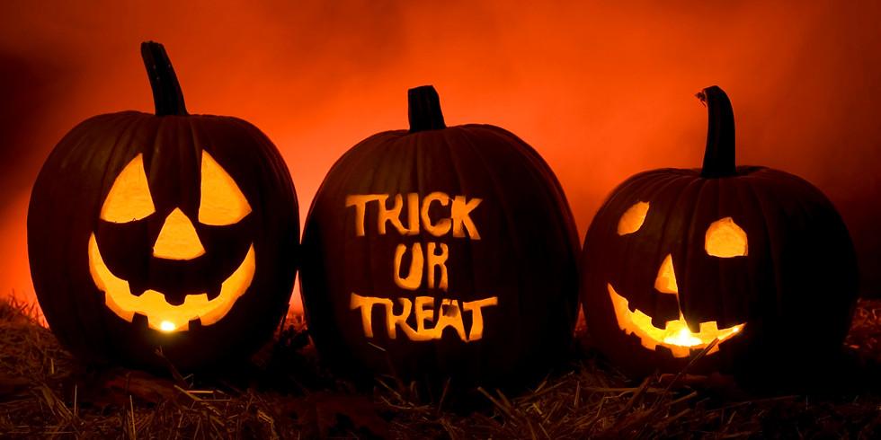 Halloween Trick or Treet