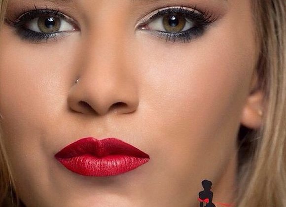 Red Peppers Matte Lipstick