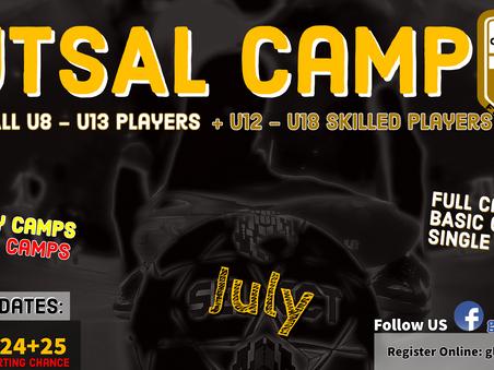 Global Elite FC JULY FUTSAL Camp