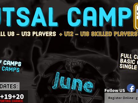Global Elite FC JUNE FUTSAL Camp