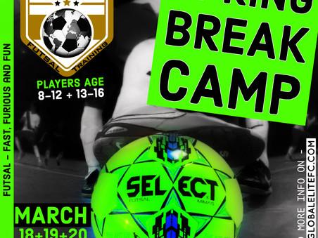 Global Elite FC - SPRING BREAKFutsal Camp