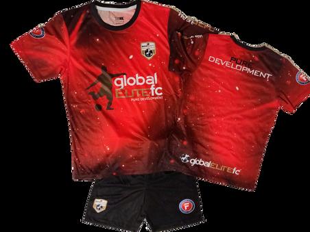 Global Elite FC - NEW KITS....