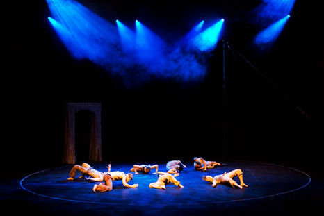 Narcissus with The Roundhouse Circus Company