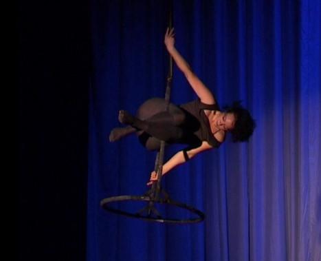 Found (aerial cabaret solo)