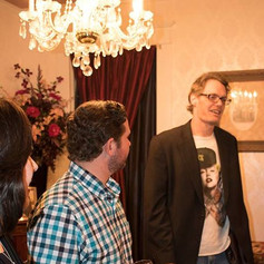 the #Unwanted #indie #Film cast met with