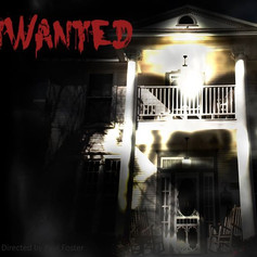 Updated cover artwork for Unwanted. Now