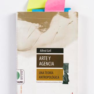 Arte y agencia, Alfred Gell