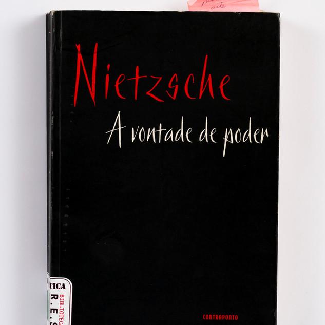 A vontade de Poder, Nietzsche