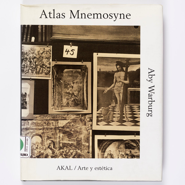 Atlas Mnemosyne, Aby Warburg
