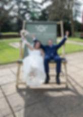 Mark & Yui Wedding Photo 2 - Hanbury Man