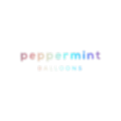 Peppermint balloons logo.png